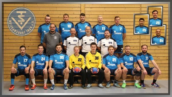 1. Herren – TSV Hof 1861 – TSV Weitramsdorf 28:23 (14:11)