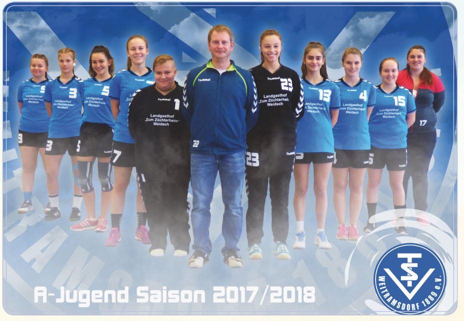 Rückblick Saison 2017/2018 – A-Jugend