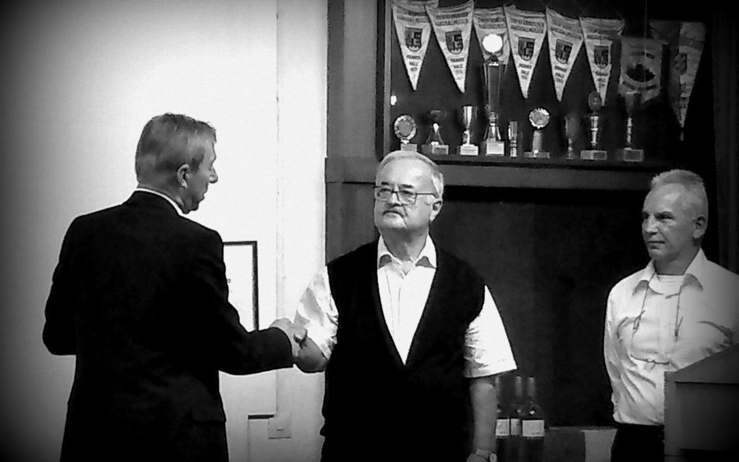 40 Jahre 1. Vorstand des TSV Weitramdorf
