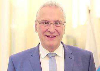 Videobotschaft von Bayerns Sportminister Joachim Hermann – Corona-Hilfspaket für den Sport in Bayern