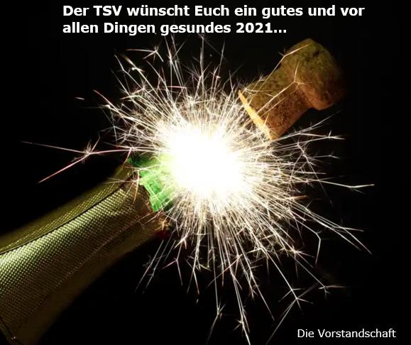 Der TSV wünscht…