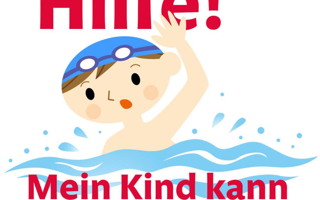 Schwimmen kann doch jeder….
