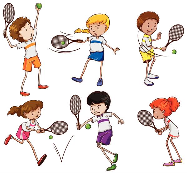 Sport for Kids – Tennis